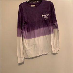 Ocean drive long sleeve shirt